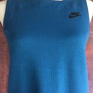 88591147 Nike Dresses | Nwt Tech Pack Dress Pockets Sheath 120 | Poshmark
